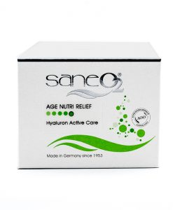 SaneO2 Sauerstoffkosmetik Hyaluron Active Care
