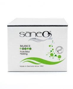 SaneO2 Sauerstoffkosmetik Pure Mild Peeling