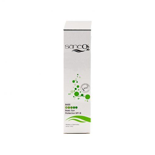 Saneo2 Sauerstoffkosmetik Basic Sun Protecton SPF l8