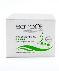 SaneO2 Sauerstoffkosmetik Vital Oxygen Care rich