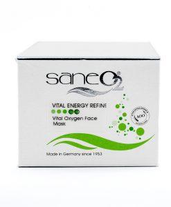 SaneO2 Sauerstoffkosmetik Vital Oxygen Face Mask