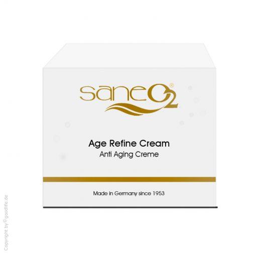 SaneO² Sauerstoffkosmetik Age Refine Cream, Anti-Aging-Creme