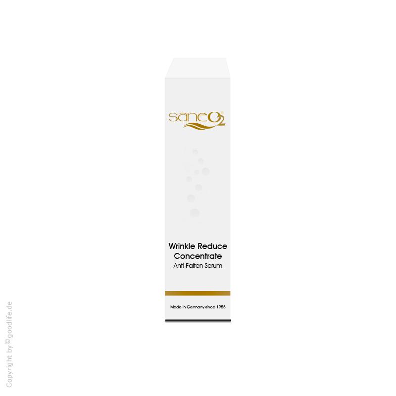 SaneO2 Sauerstoffkosmetik WrinkleReduce Concentrate