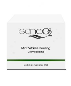 SaneO2 Sauerstoffkosmetik Cremepeeling
