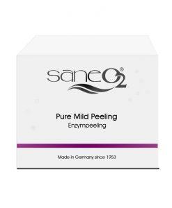 SaneO2 Sauerstoffkosmetik Enzympeeling