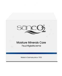 SaneO2 Sauerstoffkosmetik Moisture Minerals Care