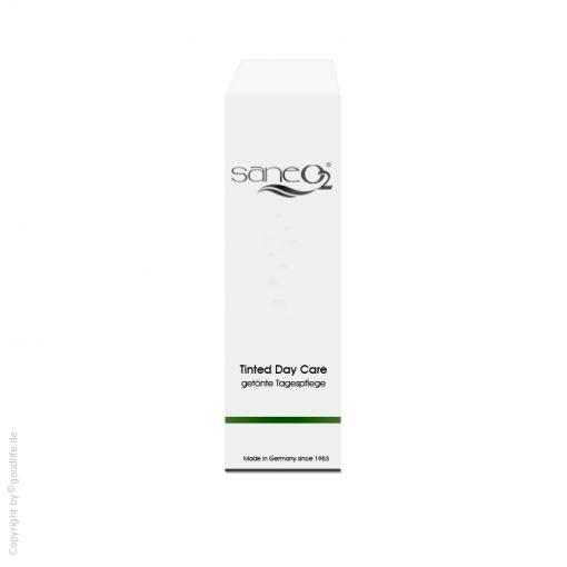 SaneO2 Sauerstoffkosmetik getönte Tagespflege