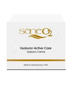 SaneO2 Sauerstoffkosmetik Hyaluron Creme