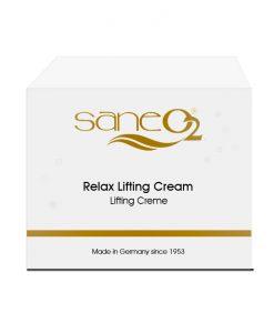 SaneO2 Sauerstoffkosmetik Relax Lifting Cream