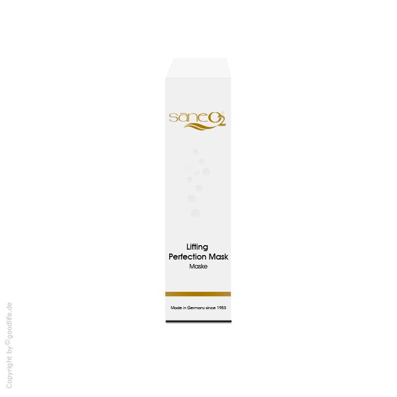 SaneO2 Sauerstoffkosmetik Lifting Perfection Mask