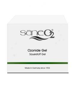 SaneO2 Sauerstoffkosmetik Ozonide Gel
