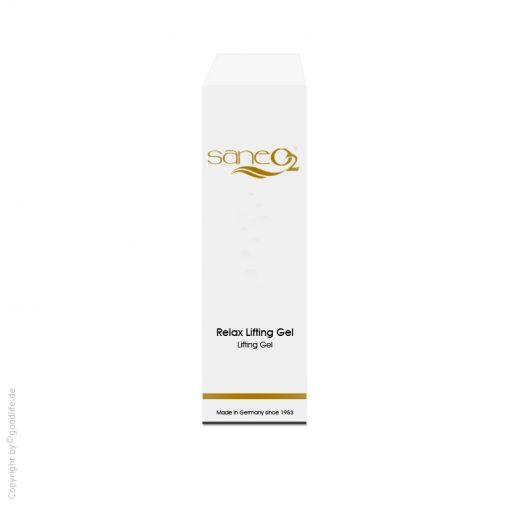 SaneO2 Sauerstoffkosmetik Relax Lifting Gel