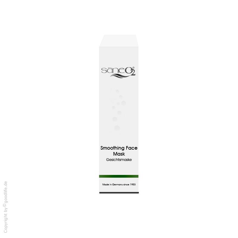 SaneO2 Sauerstoffkosmetik Smoothing Face Mask