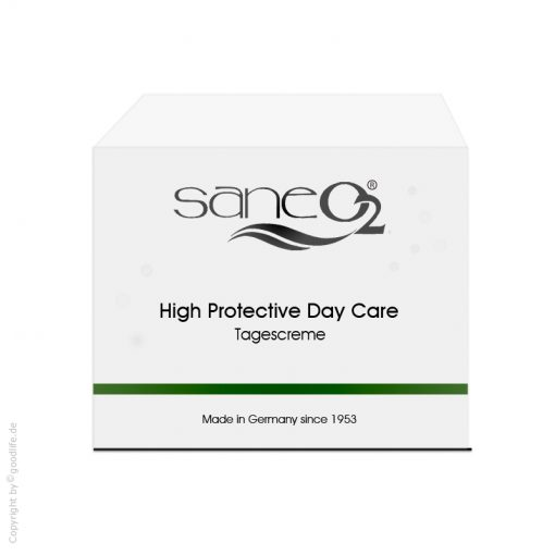 SaneO² Sauerstoffkosmetik High Protective Day Care, Tagescreme