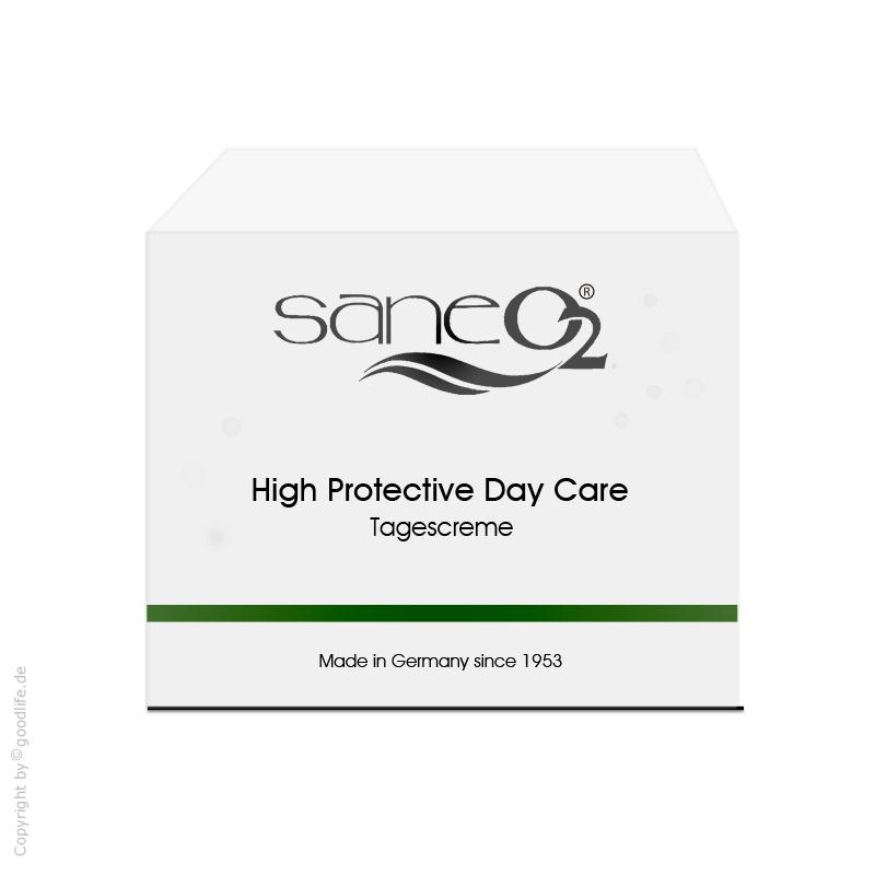 SaneO² Sauerstoffkosmetik High Protective Day Care, Tagescreme