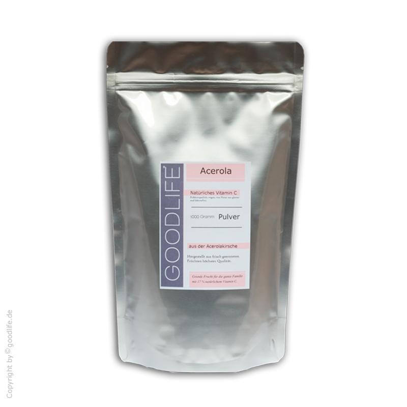 Acerola Pulver 1000 g