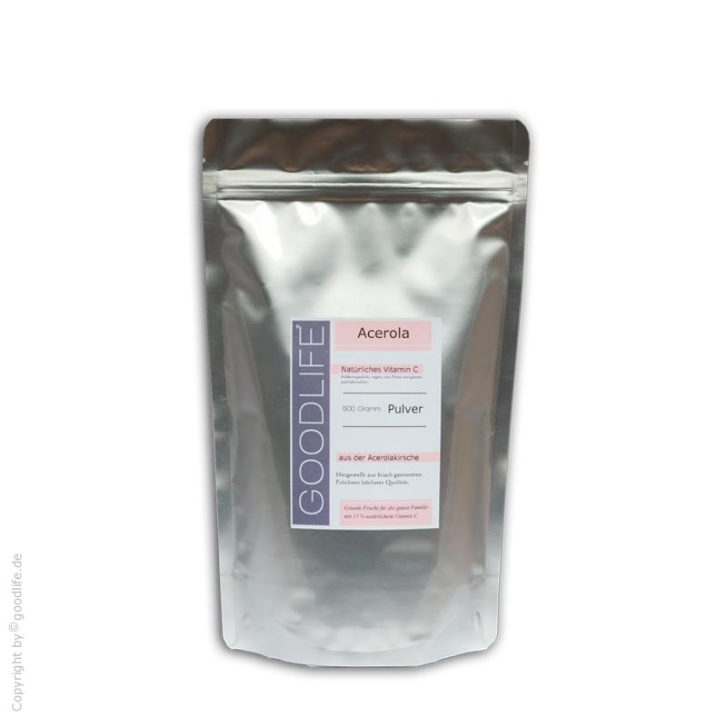 Acerola Pulver 500 g