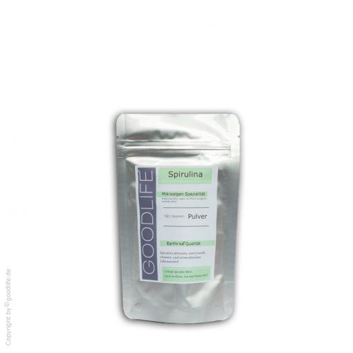 Spirulina Algen Pulver 100 g