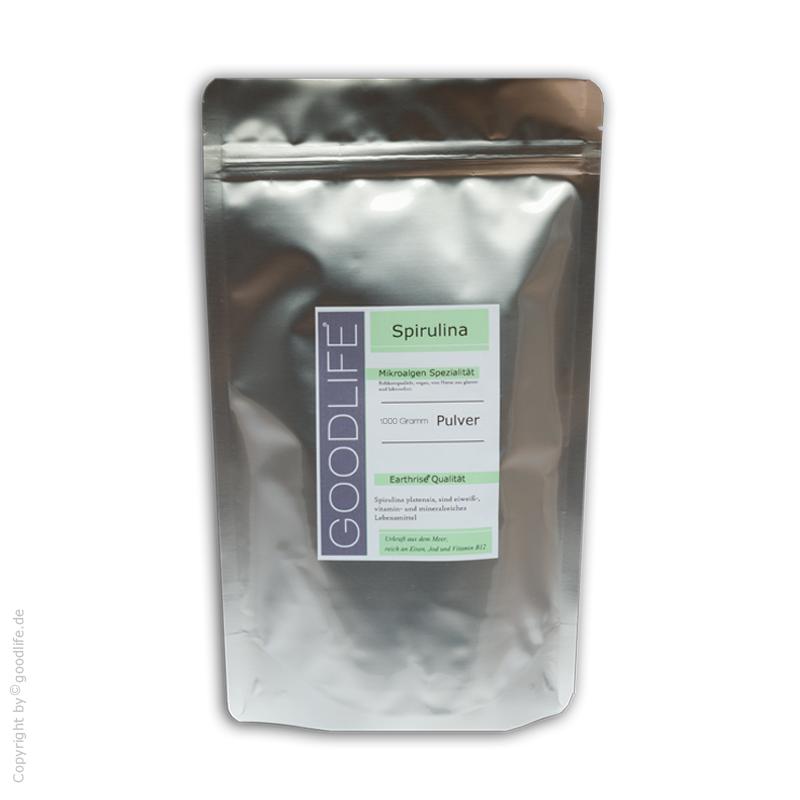 Spirulina Algen Pulver 1000 g
