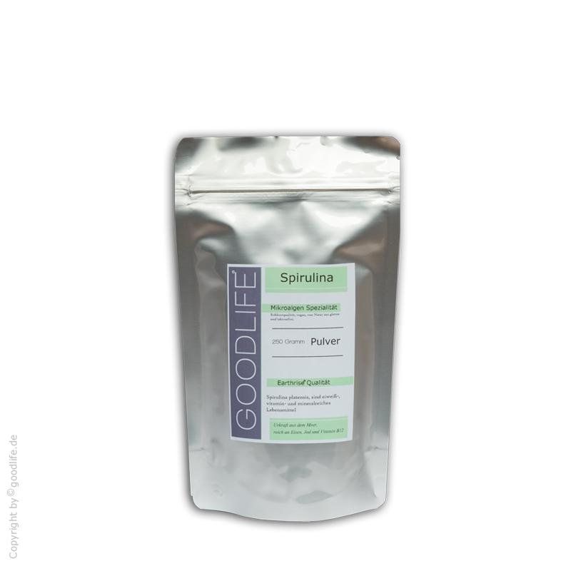 Spirulina Algen Pulver 250 g
