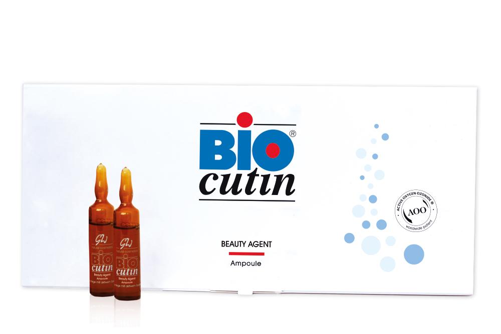 Biocutin Sauerstoffkosmetik Biocutin Beauty Agent Ampoule