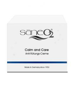SaneO2 Sauerstoffkosmetik Anti-Rötungs-Creme