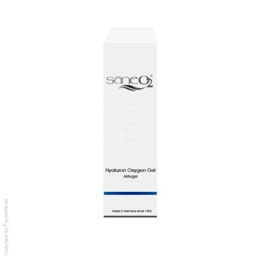 SaneO2 Sauerstoffkosmetik Hyaluron Oxygen Gel