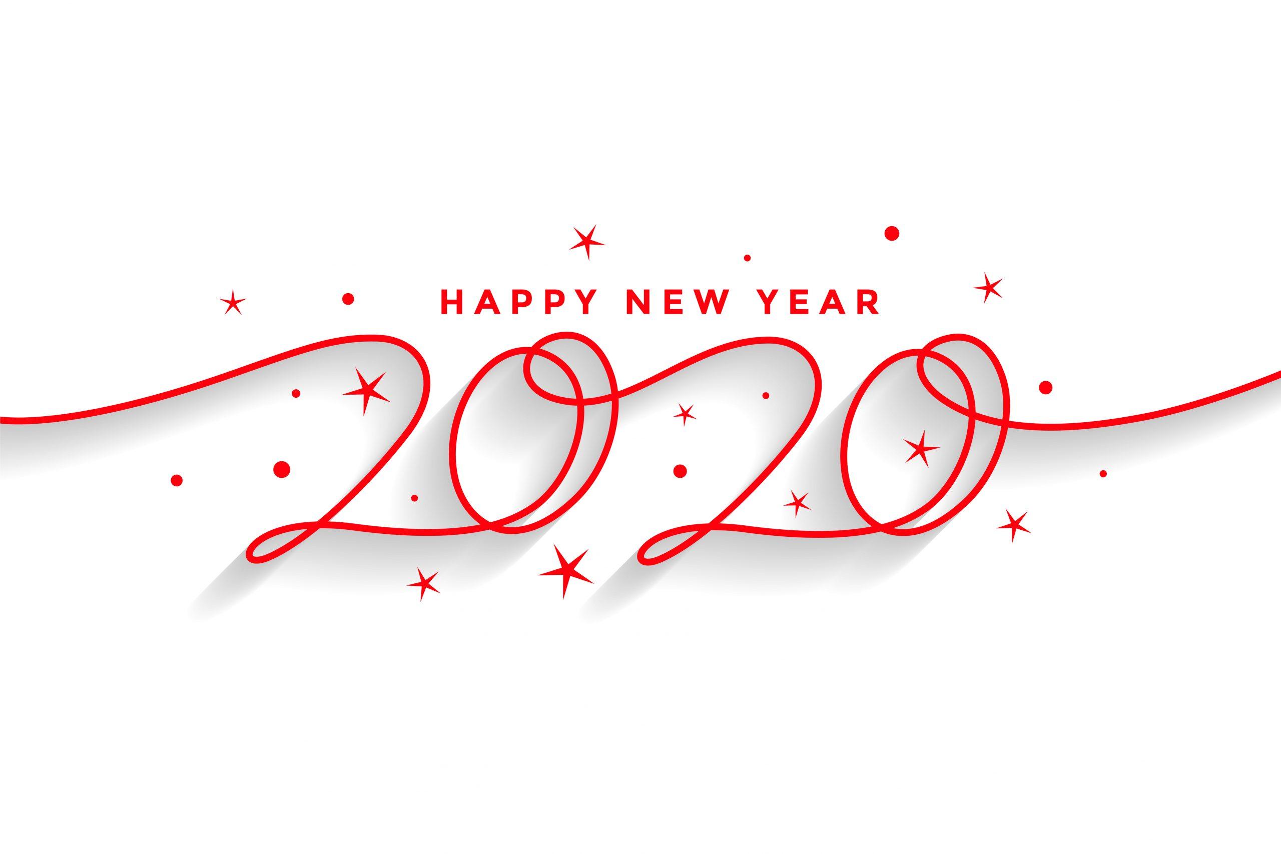 Neujahrsgutschein 2020