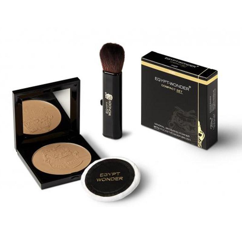 "Tana Cosmetics Egypt Wonder Compact-Set ""Matt"""