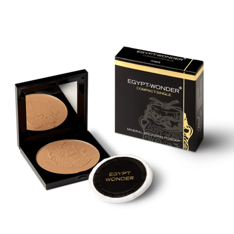 "Tana Cosmetics Egypt Wonder Compact-Single ""Matt"""