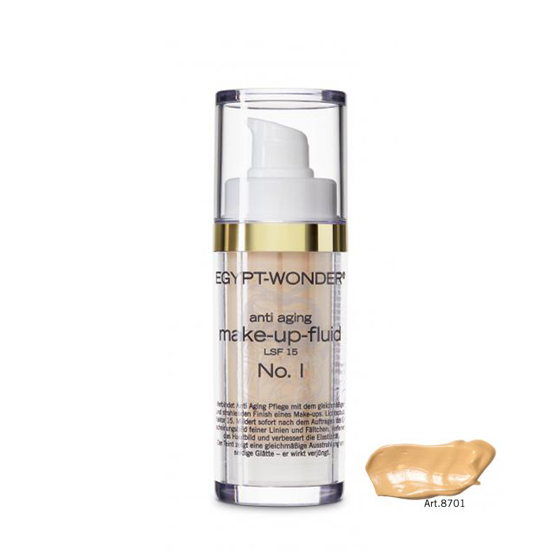 Tana Cosmetics Egypt Wonder Make-up-fluid 8701